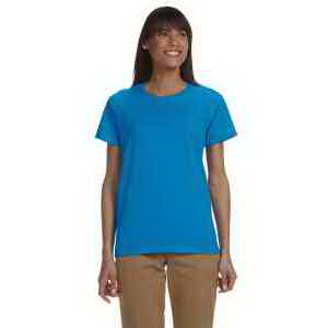 Ultra Cotton (R) Ladies' 6 oz. T-Shirt