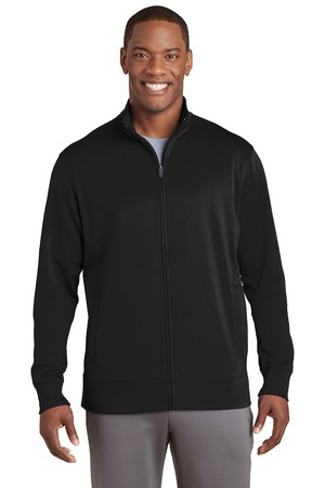 Sport-Tek (R) Sport-Wick (R) Fleece Full-Zip Jackets