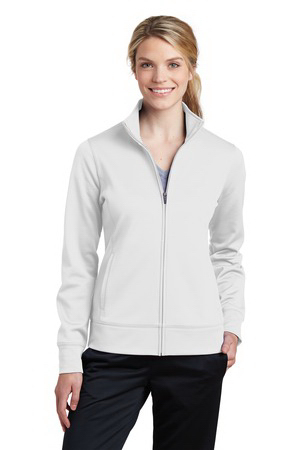 Ladies' Sport-Tek (R) Sport-Wick (R) Fleece Full-Zip Jackets
