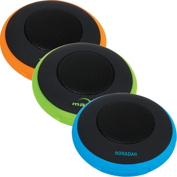 Boompods(TM) Aquapod Bluetooth Speaker