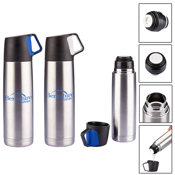 16.5 oz. Stainless Steel Vacuum Bottle