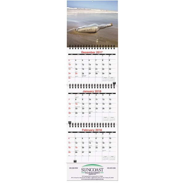 Small Personalized Image Calendars