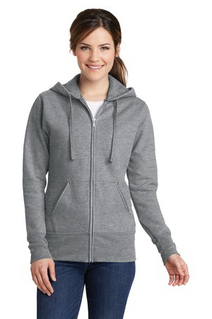 Port & Company (R) Ladies' Classic Full-Zip Sweatshirts
