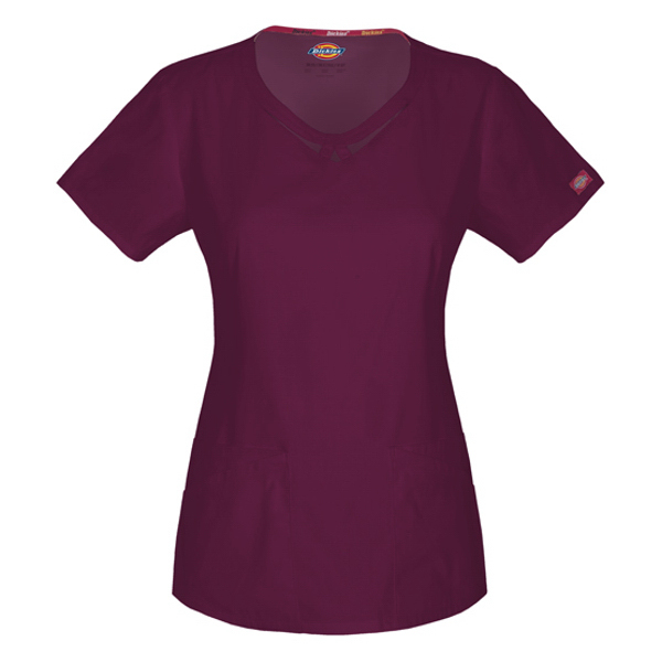 Dickies EDS Signiature Women's Jr. Fit Round Neck Top