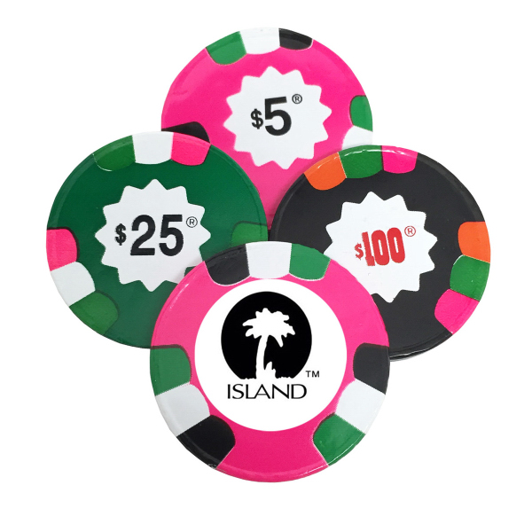Copy of Chocolate Casino Poker Chips Candy