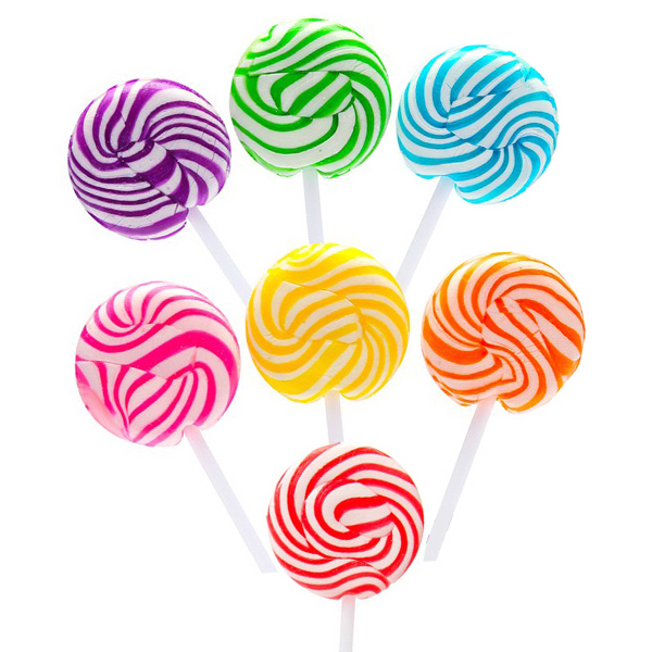 Lollipop Small Assorted Flavors