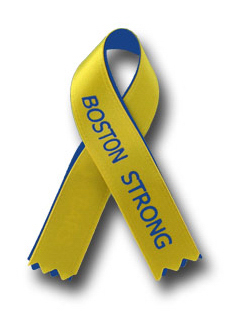 Printed Awareness Ribbons w/overlay