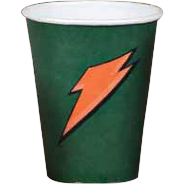 12 oz. Full Wrap Color Paper cup