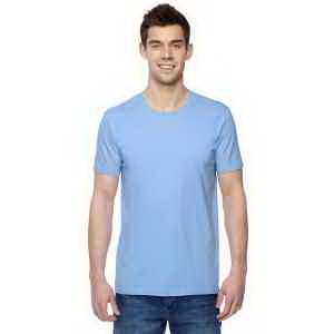 4.7 oz. 100% Sofspun (TM) Cotton Jersey Crew T-Shirt