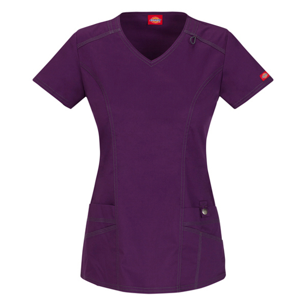Dickies GenFlex YouTility V-Neck Top