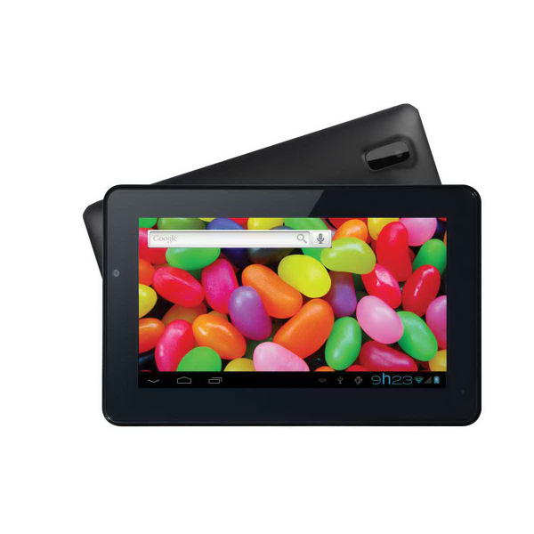 "7"" Android(TM) 4.1 Touchscreen Tablet w/Dual Core Processor"
