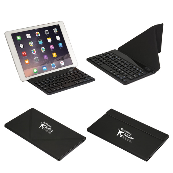 KEY COMMANDER WIRELESS KEYBOARD AND STAND