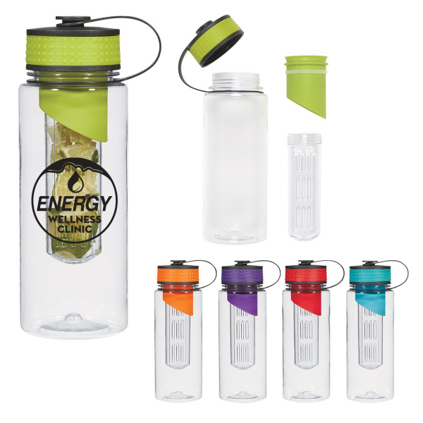 28 oz. Tritan Water Bottle With Infuser