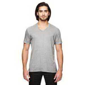 Anvil Adult Triblend V-Neck T-Shirt