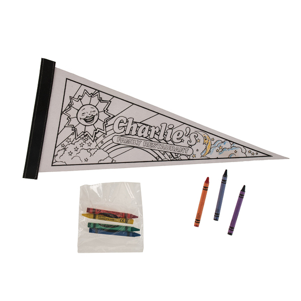 Color Me Pennants