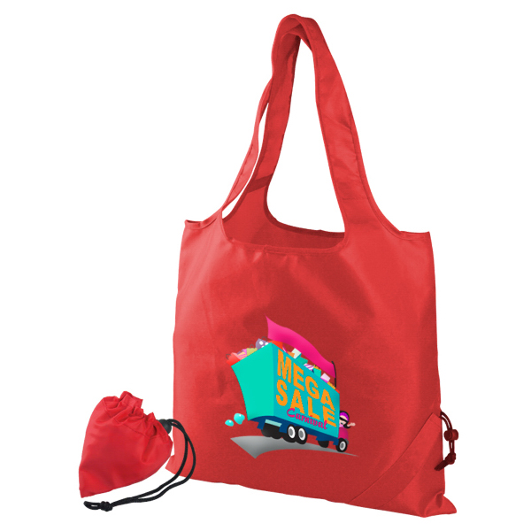 The Cinch Tote Bag - Digital Imprint