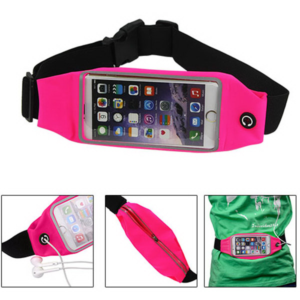"5"" Waterproof Mobile Phone Fanny Pack"