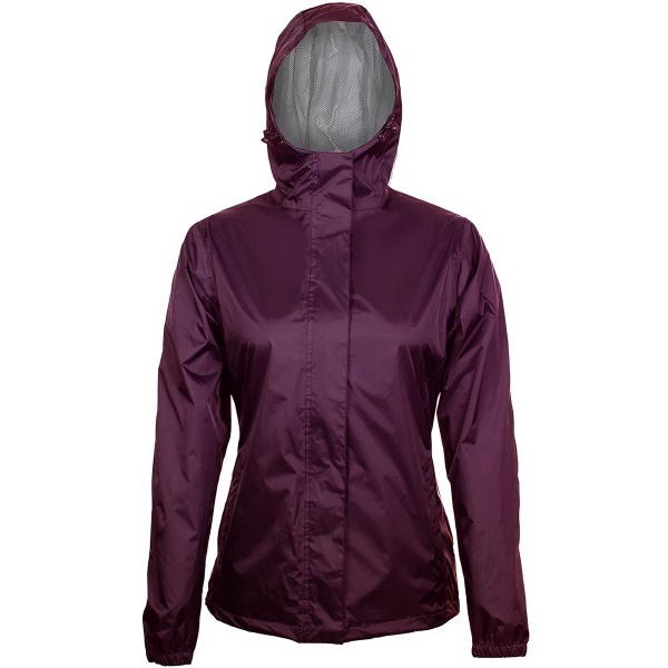Ladies Packable Rain Jacket