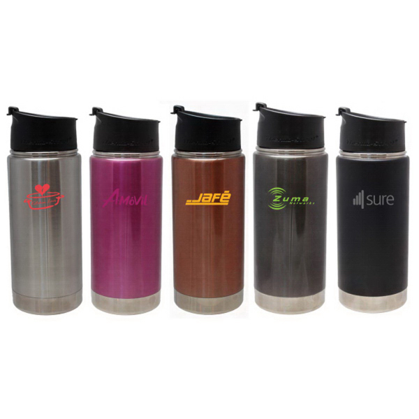 16 oz. Thermo Stainless Bottle - Tumbler