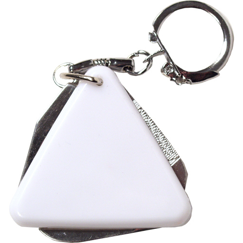 Triangular Pocket Tool/Key Chain