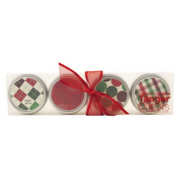 HOLIDAY CHEER CANDLE SET