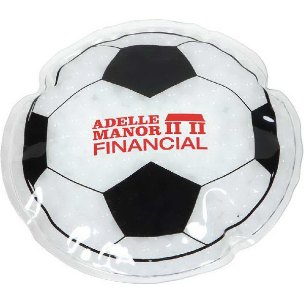 Soccer Ball Hot / Cold Pack (FDA approved, Passed TRA test)