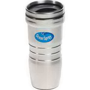 16 oz. Stainless Steel Retro Tumbler