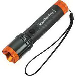Burst Dual Output LED Flashlight