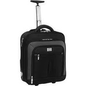 Wheeled Ferraro Carry-on W/ Compu-Sleeve