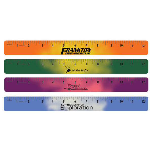"12"" Mood Flexible Ruler"