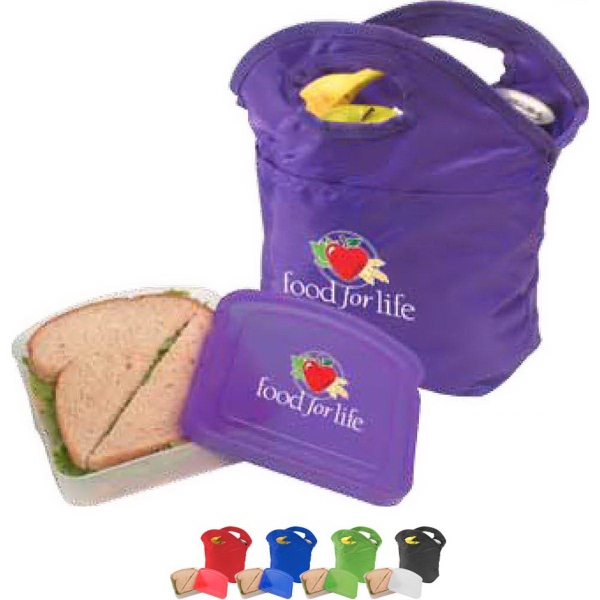 Clutch Sandwich and Lunch Set