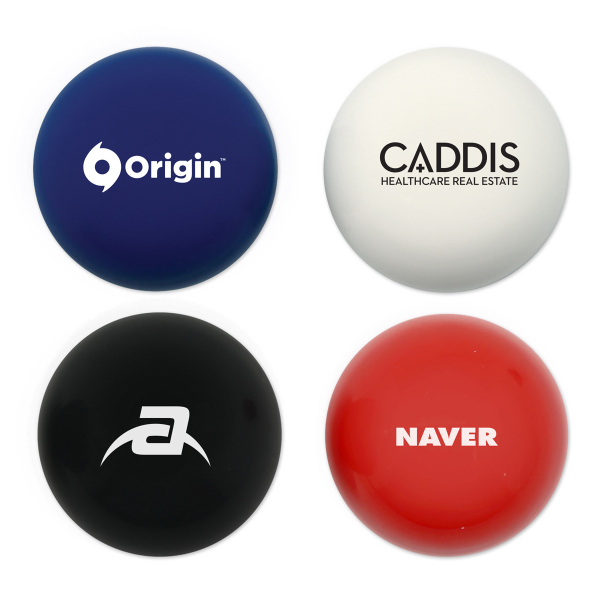 Lip Balm Ball with Rounded Applicator