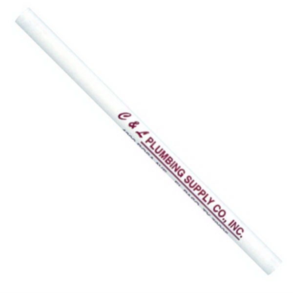 JUMBO UNTIPPED - Red Core Jumbo (TM) tipped pencil