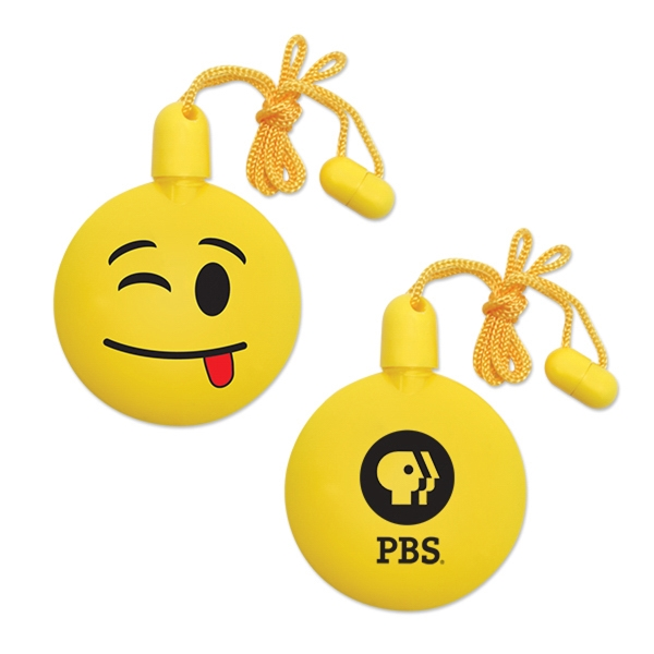 Emoji Style Bubble Necklace