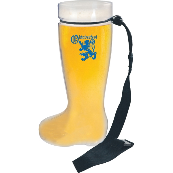 1 Liter German Boot Mug