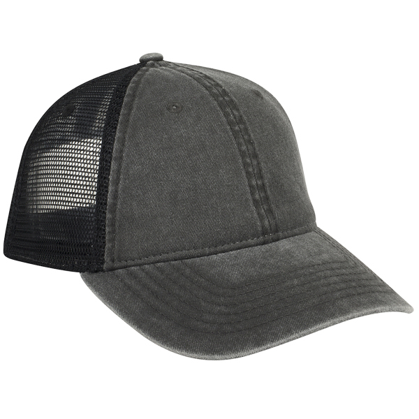 Low Profile Style Soft Mesh Back Cap