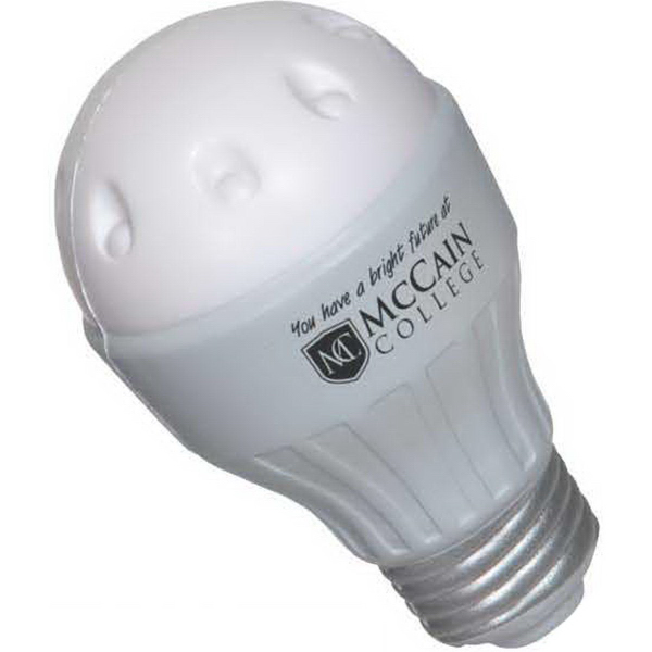 LED Lightbulb Stress Reliever