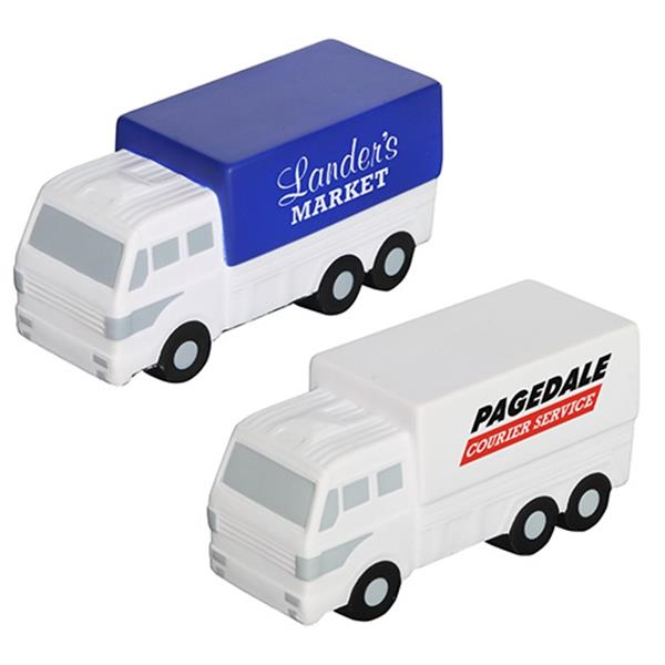 Delivery Truck Stress Reliever