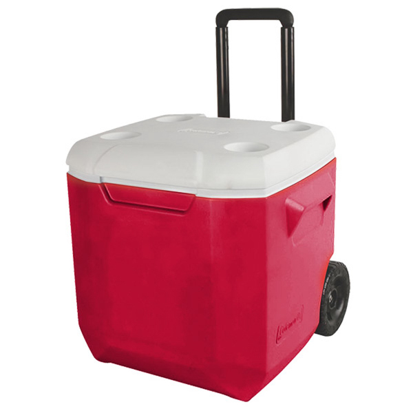 Coleman (R) 45-Quart Wheeled Cooler