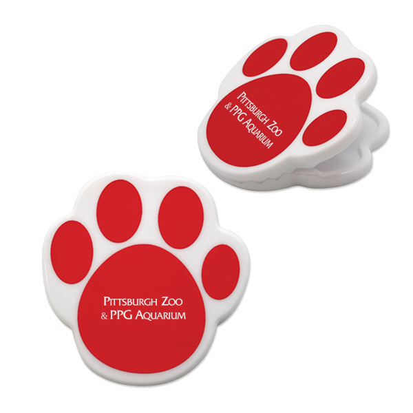 Paw Magnetic Clips
