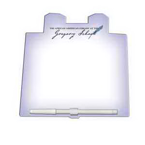 Castle Erasable Memo Board