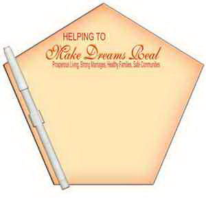 Church Erasable Memo Board