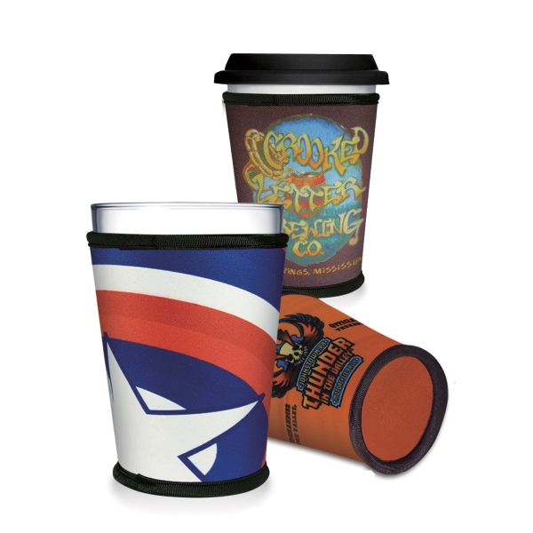 Full Color 16oz Tumbler Sleeve