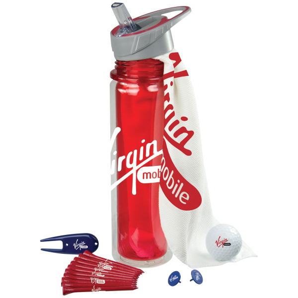 Hydrate Golf Kit w/ Callaway Warbird 2.0 Golf Ball