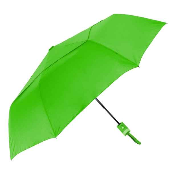 "Vented Metropolitan Umbrella - 44"" arc, auto-open, windproof"