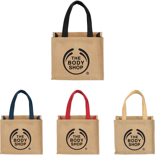 The Mini Jute Gift Tote