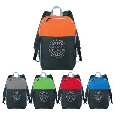 The Popin Top Color Compu-Backpack'