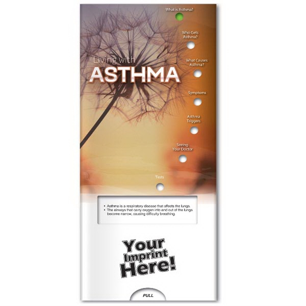 Pocket Slider (TM) - Living with Asthma