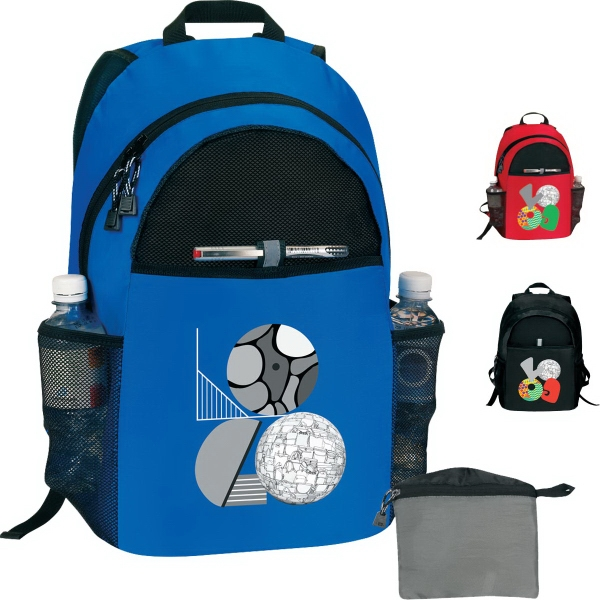 Pack-n-Go Lightweight Backpack