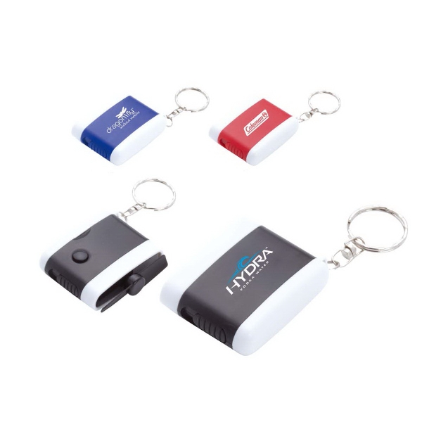 Travel Size Key Chain Fan